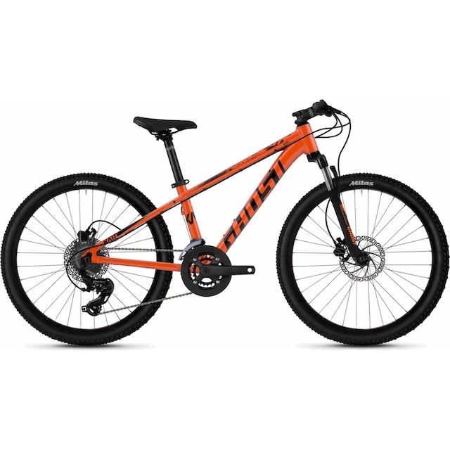 Ghost Mountainbike »Kato D4.4 AL U«, 16 Gang Shimano Tourney TX RD-TX800 8-S Schaltwerk, Kettenschaltung