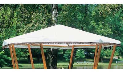 PROMADINO Ersatzdach für Pavillon »Rosenheim«, weiß kaufen