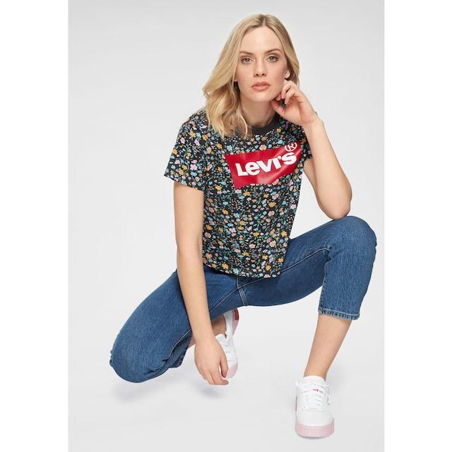 Levi's® T-Shirt »Graphic Varsity Box-Tee«