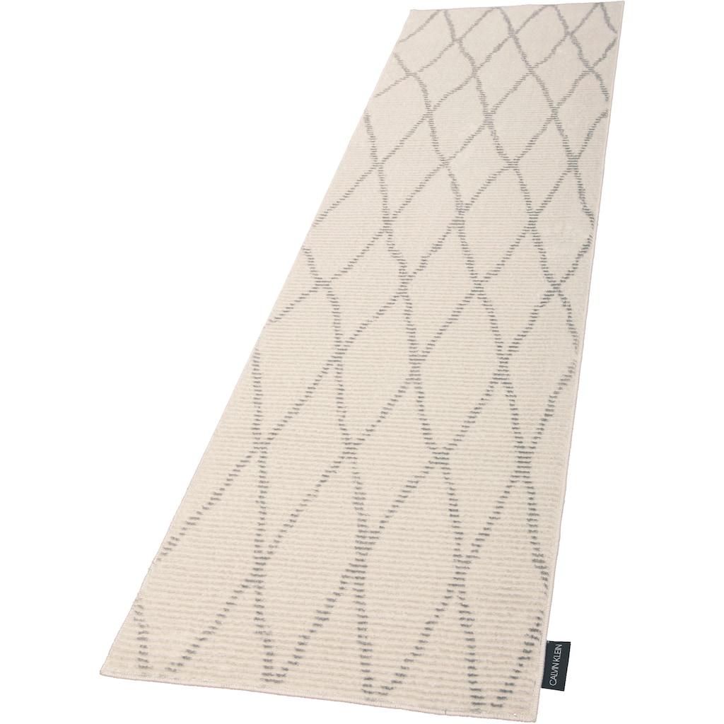 Calvin Klein Läufer »Pacific CK902«, rechteckig, 10 mm Höhe