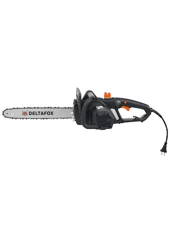 DELTAFOX Elektro - Kettensäge »DG - ECS 2240«, 40 cm Schwertlänge kaufen