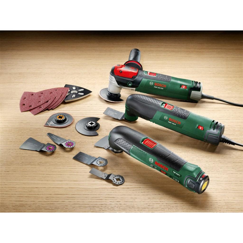 Bosch Powertools Werkzeugset »Starlock«, (Set, 4 St.), Fliesen-Set für Multifunktionswerkzeuge