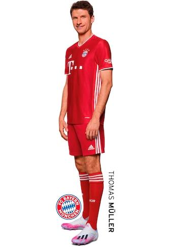 Wandtattoo »FCB Thomas Müller« kaufen