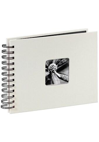 "Hama Spiralalbum 24 x 17 cm, 50 Seiten, Photoalbum "" Fine Art kaufen"