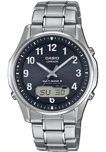 Casio Funk Funkchronograph »LCW-M100TSE-1A2ER« kaufen