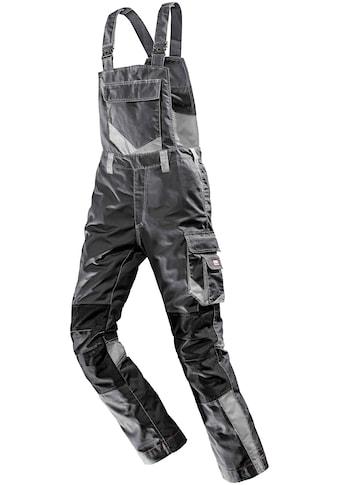 BULLSTAR Latzhose »WorXtar«, Arbeitshose, schwarz/grau, Gr. 42  -  74 kaufen