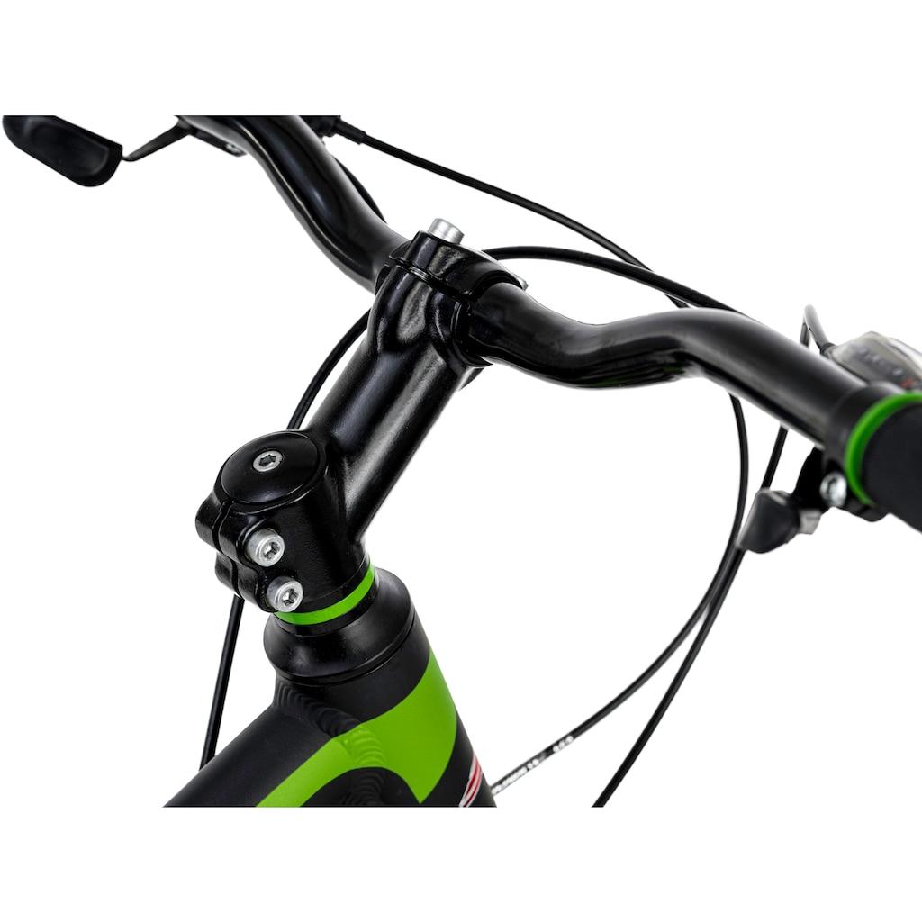 KS Cycling Mountainbike »Xceed«, 24 Gang, Shimano, Acera Schaltwerk, Kettenschaltung