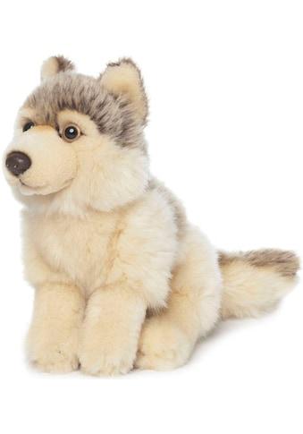 WWF Kuscheltier »Wolf 15 cm«, zum Teil aus recycelten Material kaufen