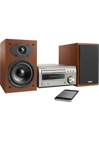 Denon »D - M41« Microanlage (Digitalradio (DAB+),FM - Tuner mit RDS, 60 Watt) kaufen