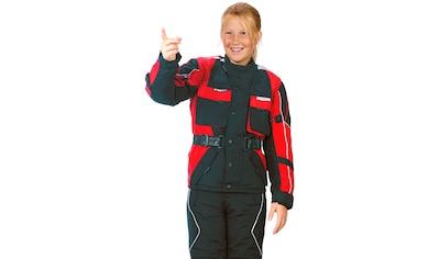 roleff Motorradjacke »Kids«, geeignet für Kinder, mit Sicherheitsstreifen kaufen