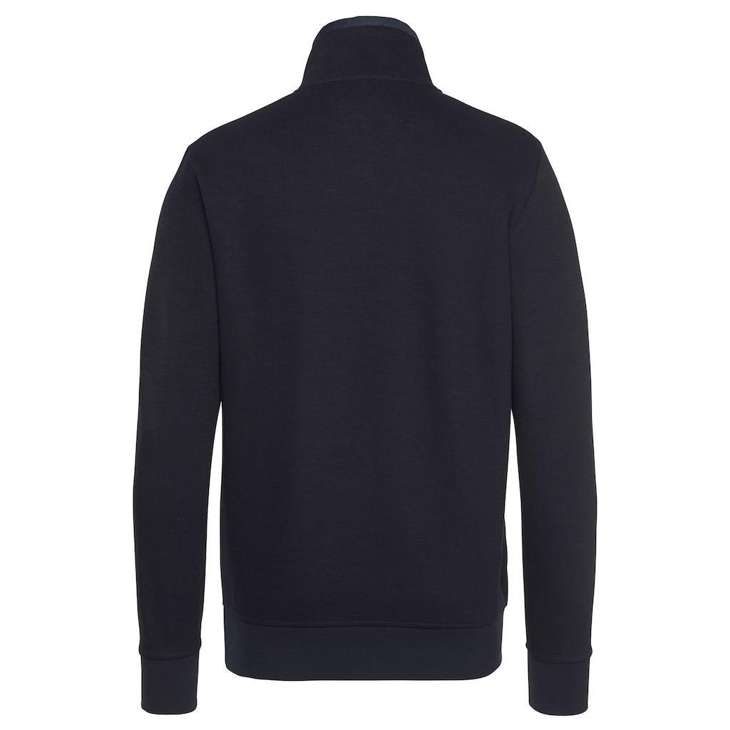 Man's World Sweatshirt, Mit Troyerkragen