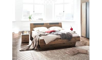 THIELEMEYER® Massivholzbett »Sleep«, kann frei in den Raum gestellt werden kaufen