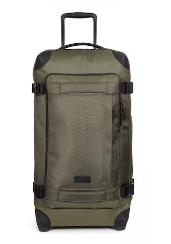 Eastpak Reisetasche »TRANVERZ M, Cnnct Khaki«, enthält recyceltes Material (Global... kaufen