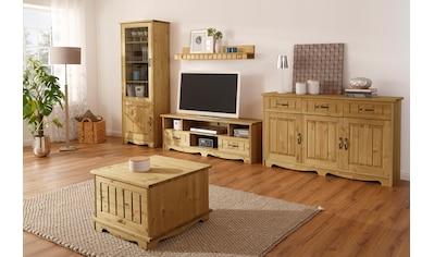 Home affaire Wohnwand »Trinidad«, (Set, 4 St.), Set aus 1 Sideboard, 1 Lowboard, 1... kaufen