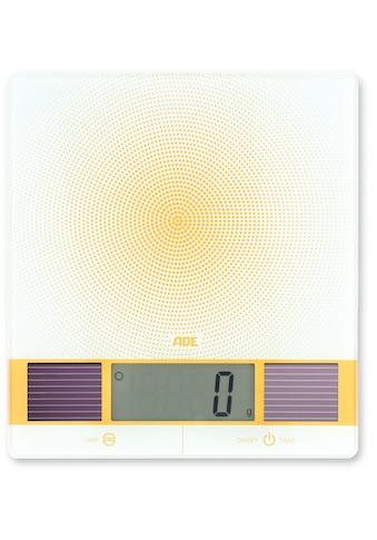 ADE Küchenwaage »KE1130 Helia«, Solar kaufen
