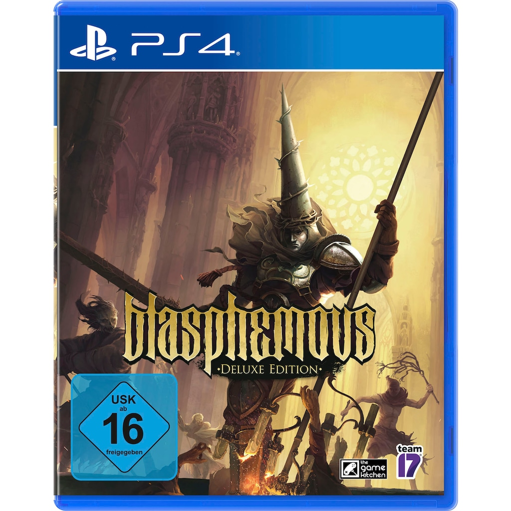 PlayStation 4 Spiel »Blasphemous Deluxe Edition«, PlayStation 4