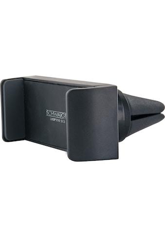 Schwaiger Universal Smartphone KFZ Halterung, 360° drehbar, 6 Zoll »für das... kaufen