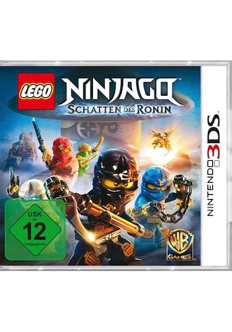Lego Ninjago: Schatten des Ronin Nintendo 3DS kaufen