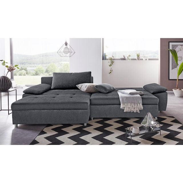 sit&more Ecksofa »Labene«