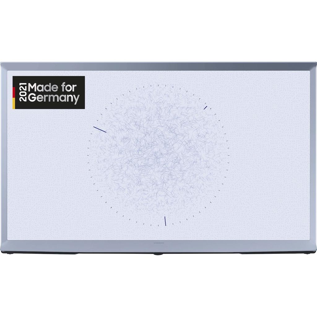 """Samsung QLED-Fernseher »GQ55LS01TBU """"The Serif""""«, 138 cm/55 """", 4K Ultra HD, Smart-TV"""