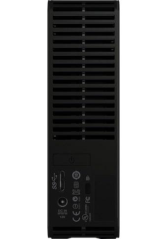 "WD externe HDD-Festplatte »Elements Desktop«, 3,5 "" kaufen"