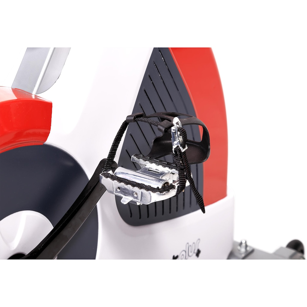 SportPlus Ergometer »Ergo-Speedracer SP-SRP-3000«, (Set, mit Trinkflasche)
