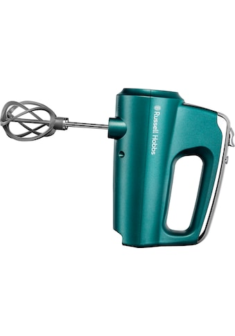 RUSSELL HOBBS Handmixer »SWIRL«, 350 W, Türkis kaufen