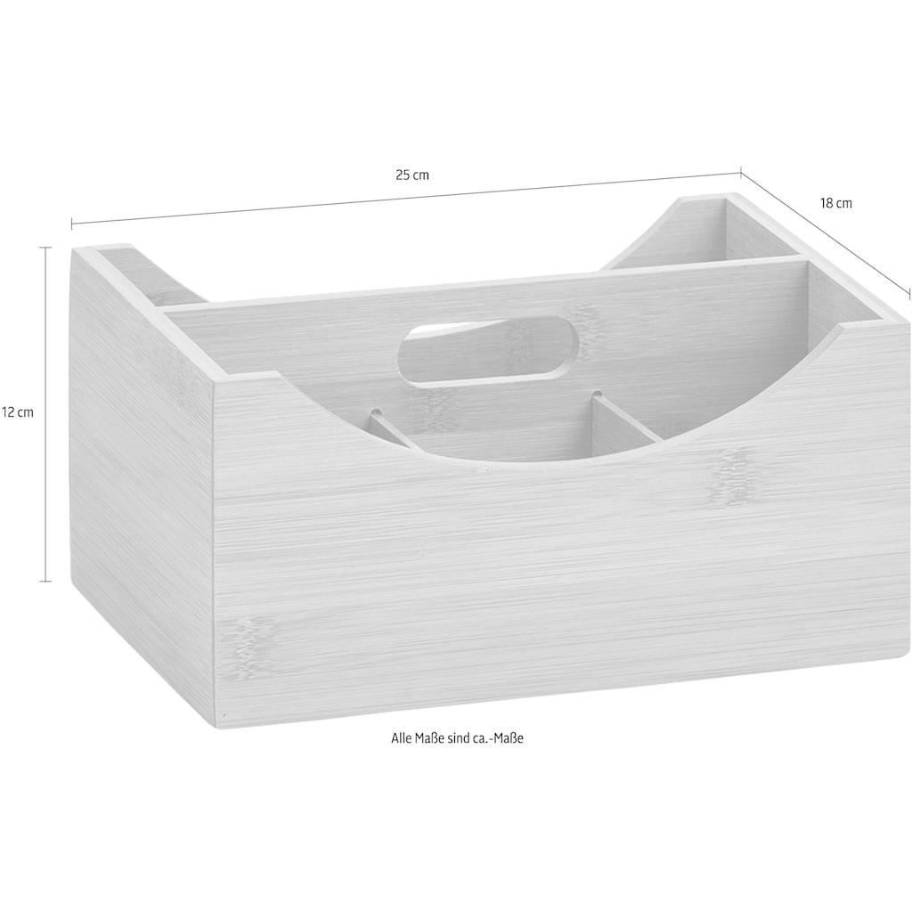 Zeller Present Aufbewahrungsbox, m. Griff