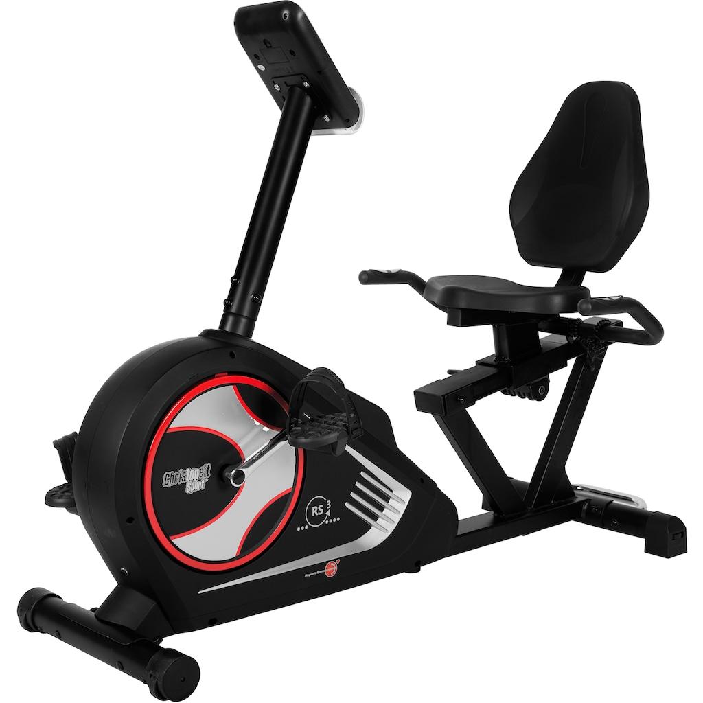 Christopeit Sport® Sitz-Ergometer »RS 3«