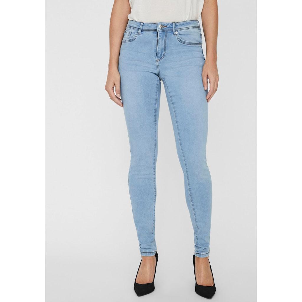 Vero Moda Skinny-fit-Jeans »VMTANYA«, mit Stretch