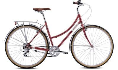 BREEZER Bikes Trekkingrad »DOWNTOWN EX ST«, 8 Gang Shimano Altus Schaltwerk, Kettenschaltung kaufen