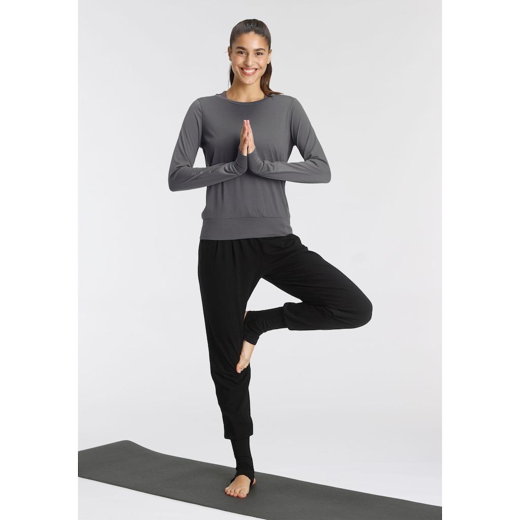 Ocean Sportswear Yogahose »Soulwear - Yoga & Relax Pants«, mit Fußstulpen