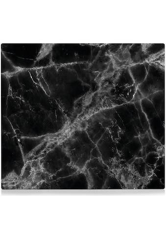 "Zeller Present Herdblende - /Abdeckplatte ""Marmor"", ESG - Glas, (1 - tlg.) kaufen"