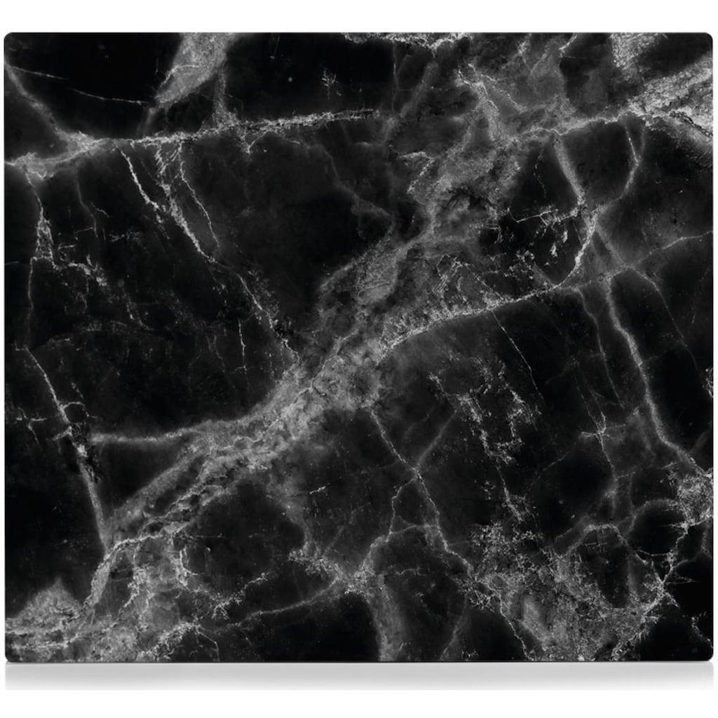 """Zeller Present Herdblende-/Abdeckplatte """"Marmor"""", ESG-Glas, (1-tlg.)"""