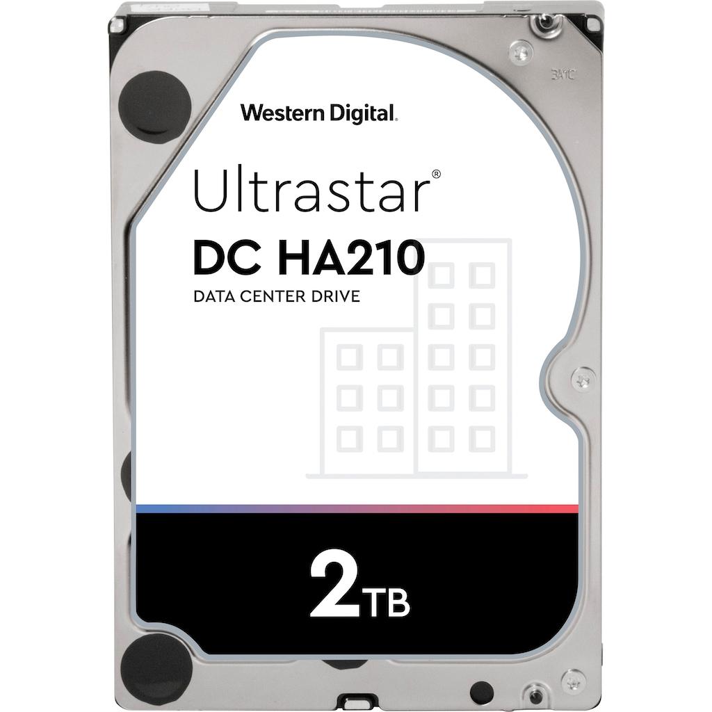 "Western Digital HDD-Festplatte »Ultrastar DC HA210 2TB«, 3,5 "", Bulk"