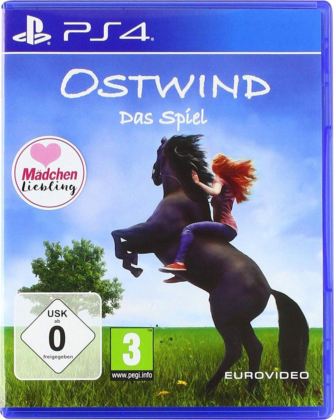 Ostwind - Das Spiel PlayStation 4