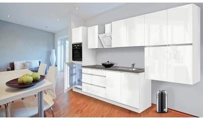 RESPEKTA Küchenzeile »Boston«, mit E-Geräten, Breite 370 cm kaufen