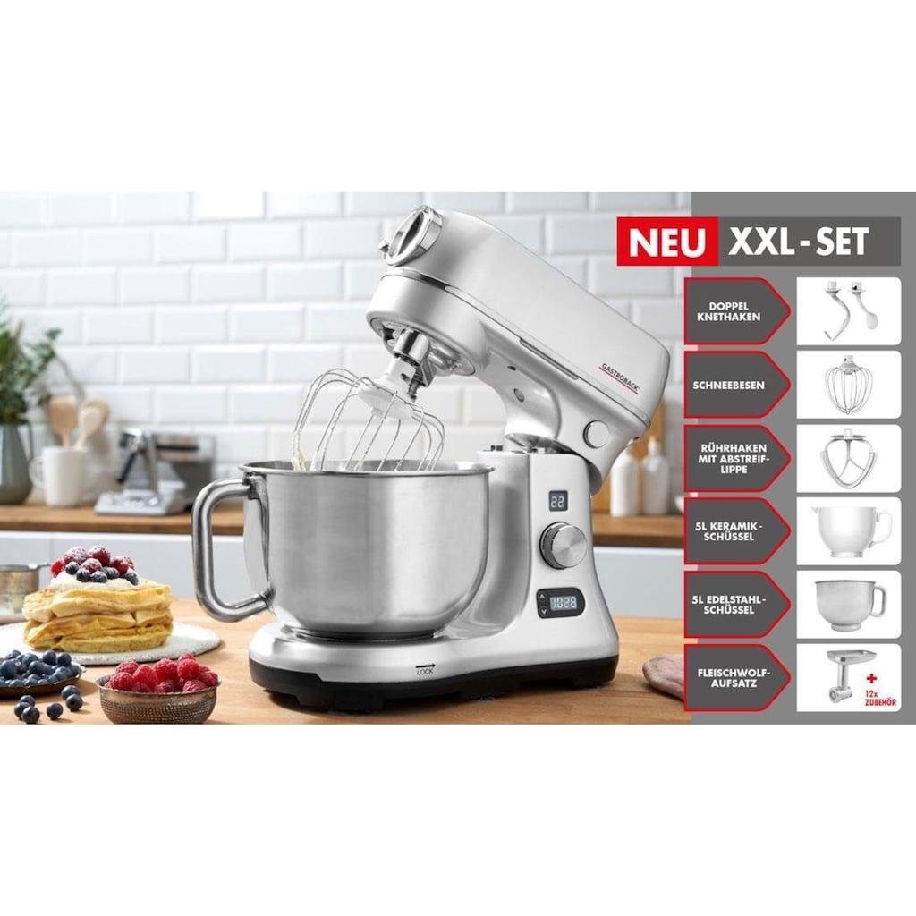 Gastroback Küchenmaschine »40977 Design Advanced Digital«