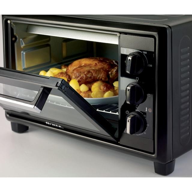 Ariete, Minibackofen »981 Bon Cuisine 200«, Oberhitze Unterhitze Ober-/Unterhitze