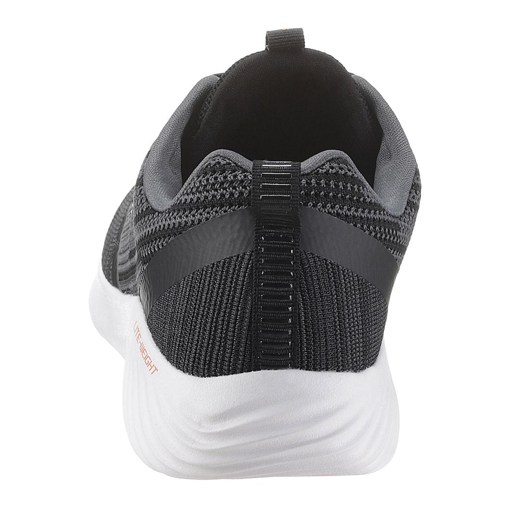 Skechers Slip-On Sneaker »BOUNDER«, mit leichter Laufsohle