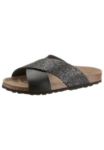 CITY WALK Pantolette, mit ergonomisch geformtem Fußbett kaufen