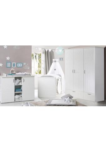roba® Babyzimmer - Komplettset »Constantin« (Set, 3 - tlg) kaufen