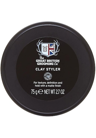 The Great British Grooming Co. Haargel »Clay Styler« kaufen