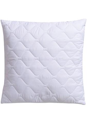 Kunstfaserkopfkissen, »Sanamed 95«, f.a.n. Frankenstolz, Füllung: 100% Polyester, Bezug: 100% Polyester kaufen