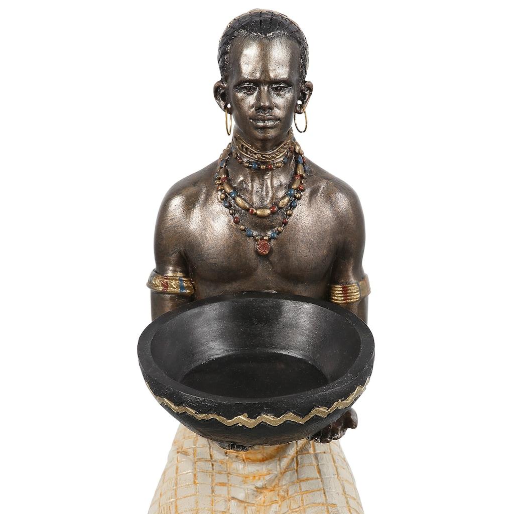 Home affaire Afrikafigur