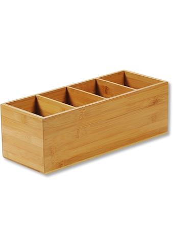 KESPER for kitchen & home Besteckkasten, 100% FSC®-zertifizierter Bambus kaufen