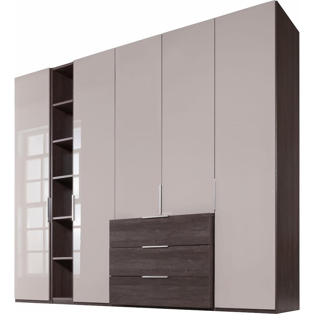 nolte® Möbel Drehtürenschrank »concept me 100«, Hinter der Tür 4 Fächer