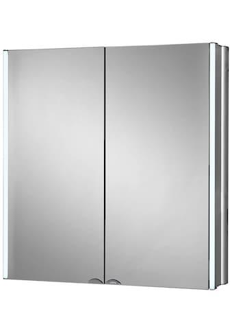 Jokey Spiegelschrank »LyndAlu« Breite 65 cm, mit LED - Beleuchtung kaufen