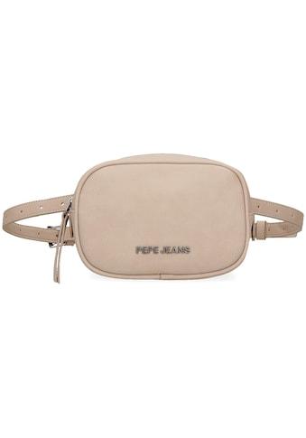 Pepe Jeans Gürteltasche »Eva, beige« kaufen