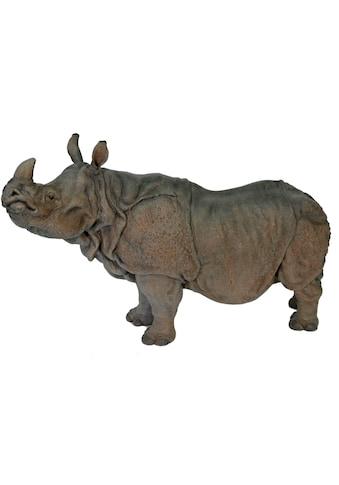 Casa Collection by Jänig Tierfigur »Nashorn, Breite: 59cm, Höhe: 39cm« kaufen